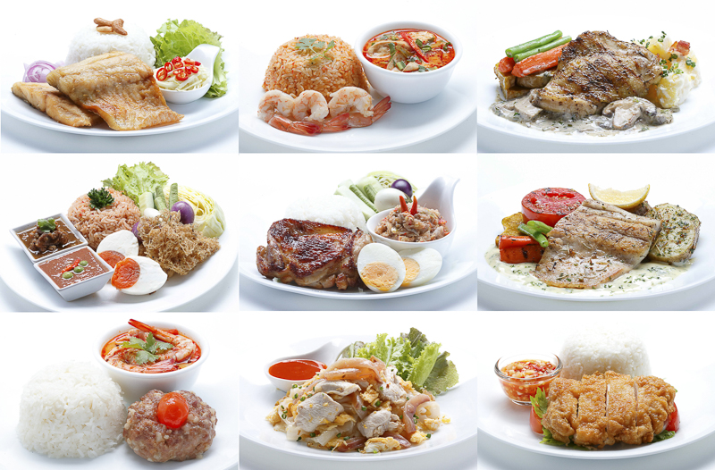 9 Top Selling Food Box Menu - Chonklang