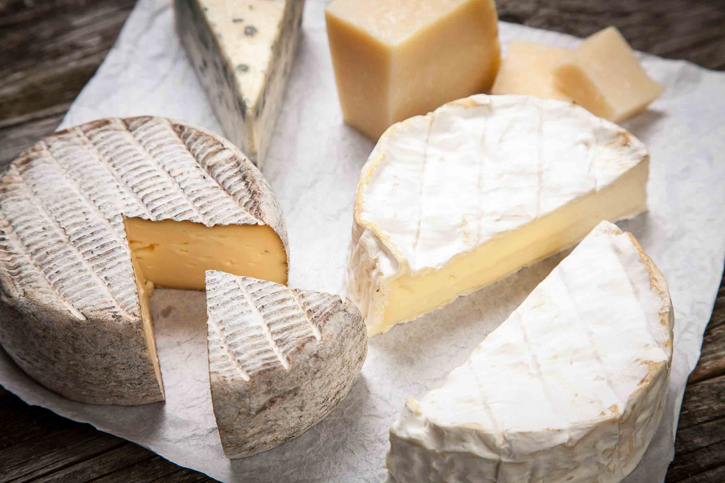 11 Famous Cheese Types