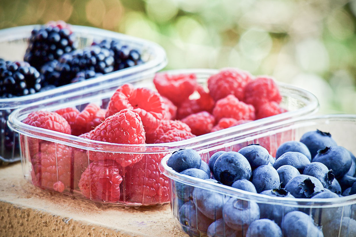 9 Favorite Berries