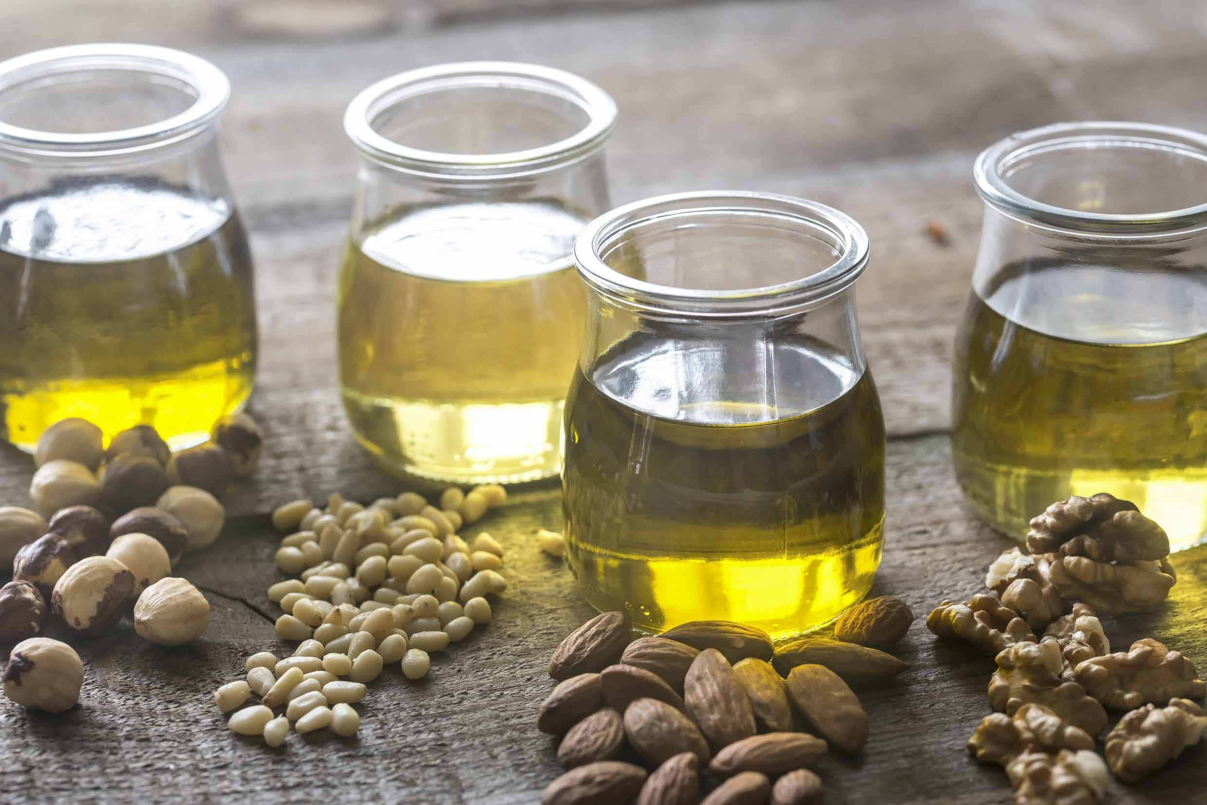 10 Types of Vegetable Oil