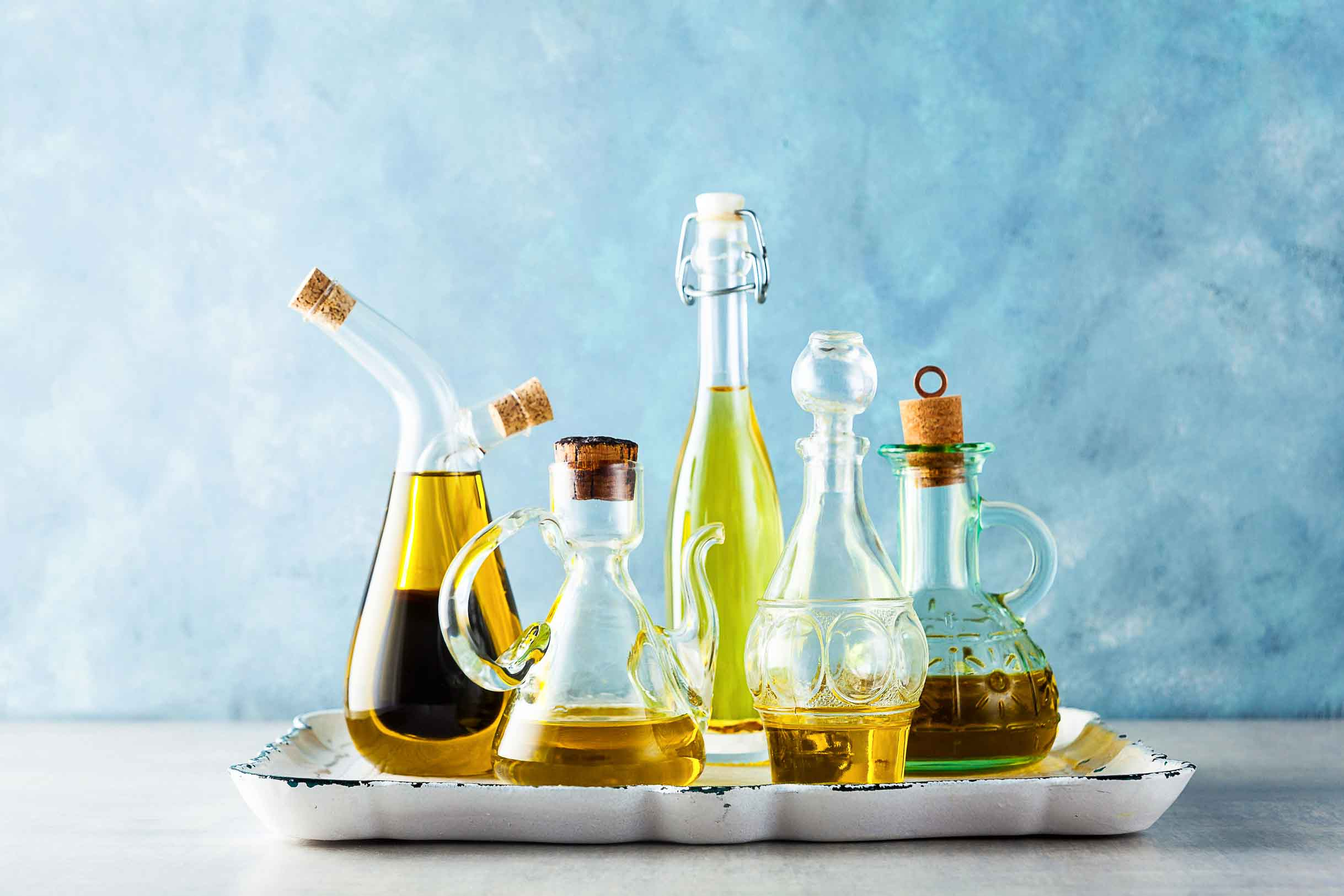 Various_Type_Olive_Oil